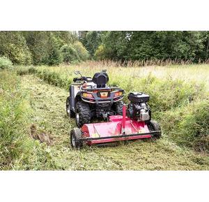 Iron Baltic ATV Beitepusser, 14hk Briggs & Stratton motor bilde 2