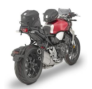 Setebag Givi Xstream utvidbar 18-22 ltr. for sports sykler bilde 6