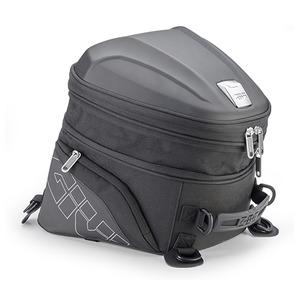 Setebag Givi Xstream utvidbar 18-22 ltr. for sports sykler bilde 3