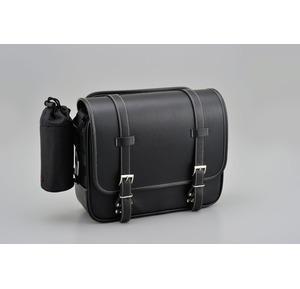 HenlyBegins - Saddle bag - 12 liter - Leather bilde 6