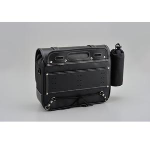 HenlyBegins - Saddle bag - 12 liter - Leather bilde 5
