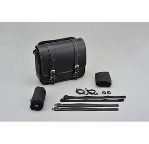 HenlyBegins - Saddle bag - 12 liter - Leather bilde 1