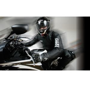 JONNY JACKET MATT BLACK XLARGE bilde 1