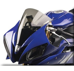 KÅPEGLASS GP DOUBLE-BUBBLE YAMAHA R6 06-07 SOTET