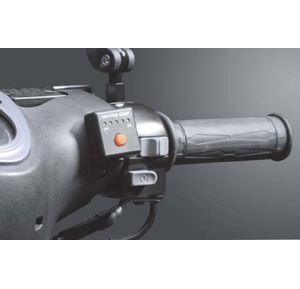 Varmeholker 22mm for ATV / Snøskuter bilde 3